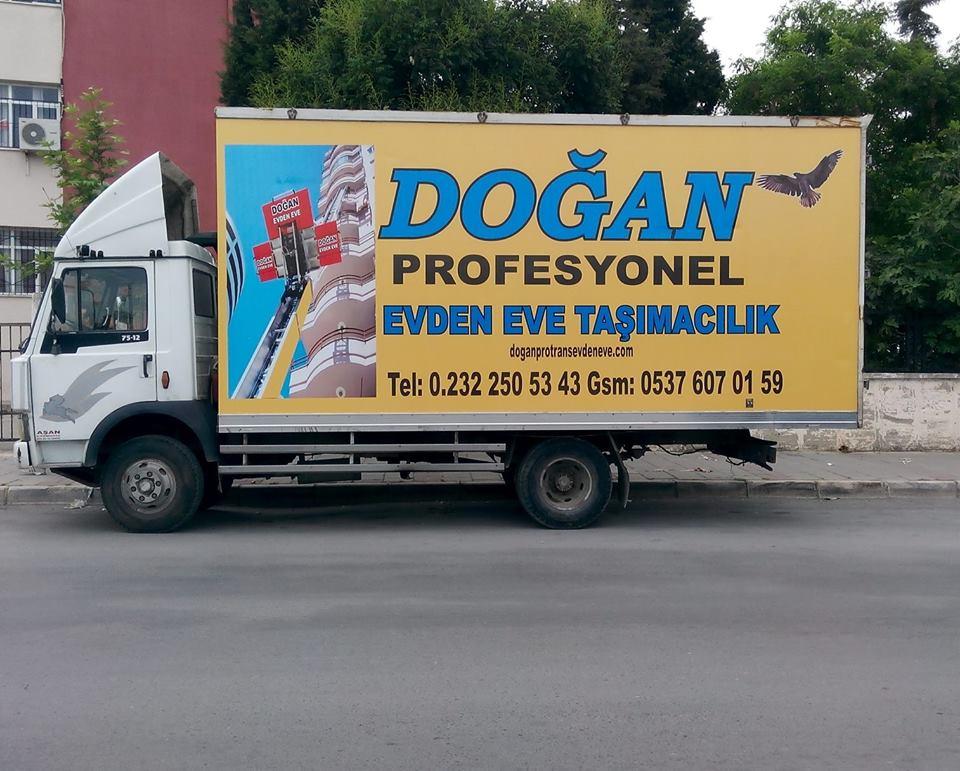 Doğan Protrans | İzmir Evden Eve Nakliyat